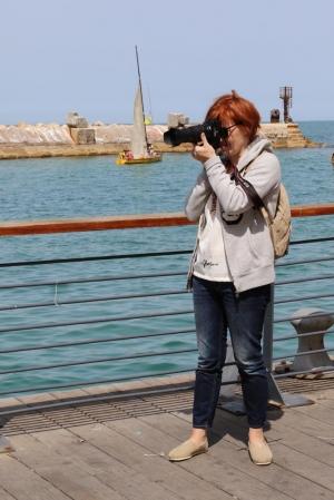 Old Jaffa Port