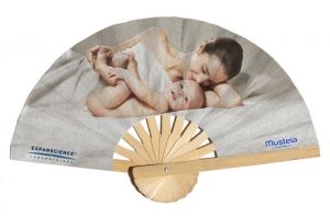 mulberry paper fan