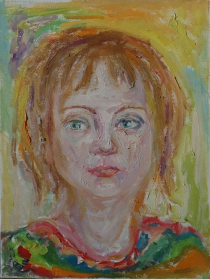 Anna portret
