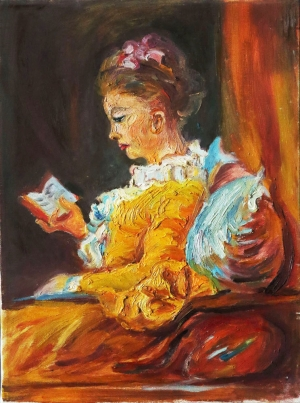by Fragonard