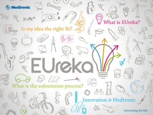 ieueka-medtronic illustrations style medtronic eureka