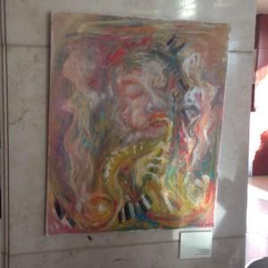 World of theater exhibition on heichal hatarbut rishon lezion 2016